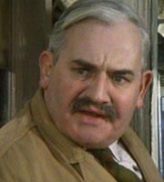 Open All Hours. Albert Arkwright (Ronnie Barker). Copyright: BBC.