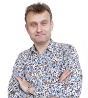 Outnumbered. Pete (Hugh Dennis). Image credit: Hat Trick Productions.