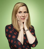 Parents. Jenny Pope (Sally Phillips). Copyright: Objective Productions.
