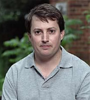 Peep Show. Mark Corrigan (David Mitchell). Copyright: Objective Productions.