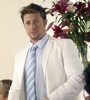 Plus One. Duncan from Blue (Duncan James). Copyright: Kudos Productions.