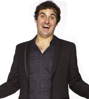 Show Me The Funny. Patrick Monahan. Copyright: Big Talk Productions.