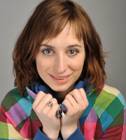 Sketchorama. Isy Suttie. Image credit: The Comedy Unit.