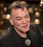 Stewart Lee's Comedy Vehicle. Stewart Lee. Image credit: British Broadcasting Corporation.