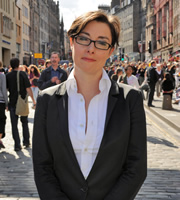 Sue Perkins' Big Night Out. Sue Perkins. Image credit: British Broadcasting Corporation.