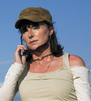Taking The Flak. Jane Thomason (Doon Mackichan). Copyright: BBC.