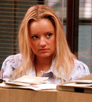 The Office. Dawn Tinsley (Lucy Davis). Image credit: British Broadcasting Corporation.