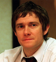 The Office. Tim Canterbury (Martin Freeman). Image credit: British Broadcasting Corporation.