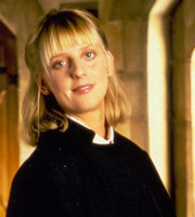The Vicar Of Dibley. Alice Tinker (Emma Chambers). Copyright: Tiger Aspect Productions.