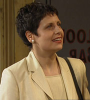 Time Gentlemen Please. Vicky Jackson (Rebecca Front). Copyright: Avalon Television.