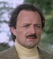 To The Manor Born. Richard DeVere (Peter Bowles). Image credit: British Broadcasting Corporation.