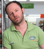 Trollied. Colin (Carl Rice). Image credit: Roughcut Television.