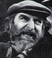 The Walrus And The Carpenter. Luther Flannery (Hugh Griffith). Copyright: BBC.