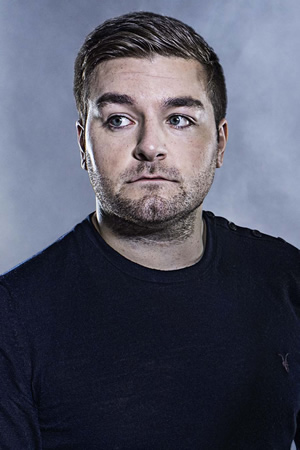 Alex Brooker.