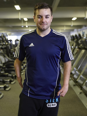 Alex Brooker: My Perfect Body. Alex Brooker. Image credit: Channel 4.