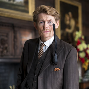 Blandings. Galahad Threepwood (Julian Rhind-Tutt). Copyright: Mammoth Screen.