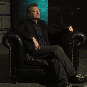 You Have Been Watching. Charlie Brooker. Copyright: Zeppotron.