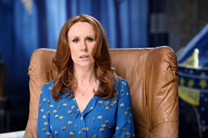 Crackanory. Catherine Tate. Copyright: Tiger Aspect Productions.