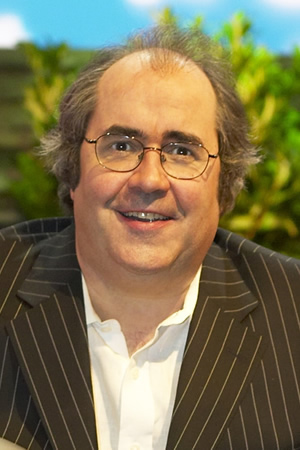 The Sitcom Showdown. Danny Baker. Copyright: UMTV.