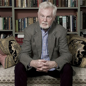 Derek Jacobi. Image credit: Kalpesh Lathigra for Seven Magazine.