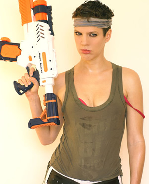 Francesca Martinez.