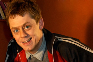 Graham Fellows.