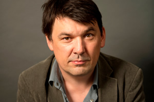 Graham Linehan. Copyright: Shaun Webb.