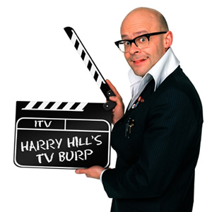Harry Hill's TV Burp. Harry Hill. Copyright: Avalon Television.