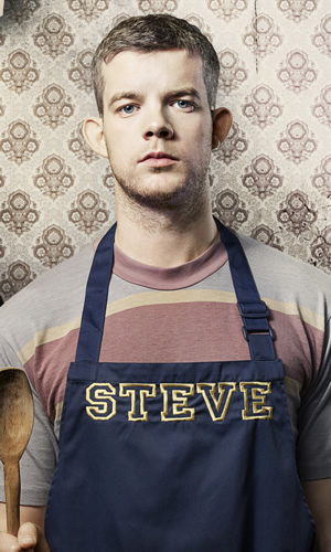 Him & Her. Steve (Russell Tovey). Image credit: Big Talk Productions.