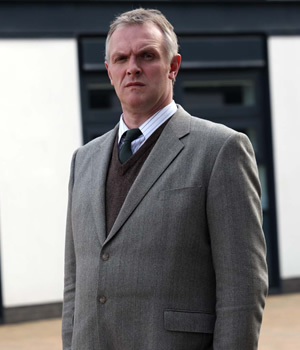 The Inbetweeners. Mr Gilbert (Greg Davies). Copyright: Bwark Productions.