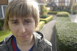 The Inbetweeners. Jay Cartwright (James Buckley). Copyright: Bwark Productions.