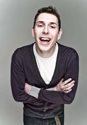 The Inbetweeners. Neil Sutherland (Blake Harrison). Image credit: Bwark Productions.