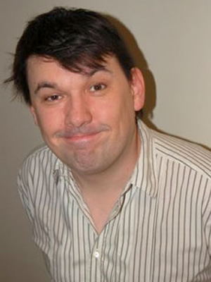 The IT Crowd. Graham Linehan.