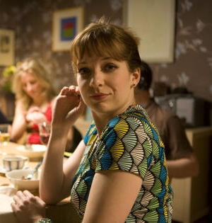 The IT Crowd. Jen (Katherine Parkinson). Copyright: TalkbackThames.