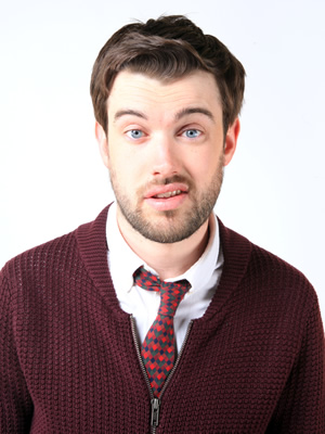 Bad Education. Alfie (Jack Whitehall). Copyright: Tiger Aspect Productions.