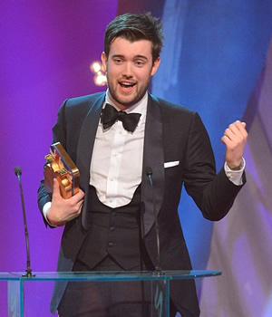 British Comedy Awards 2012. Jack Whitehall.