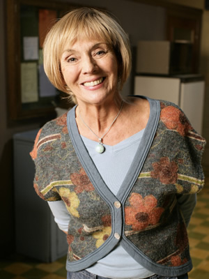 Jam & Jerusalem. Sal Vine (Sue Johnston). Copyright: BBC.