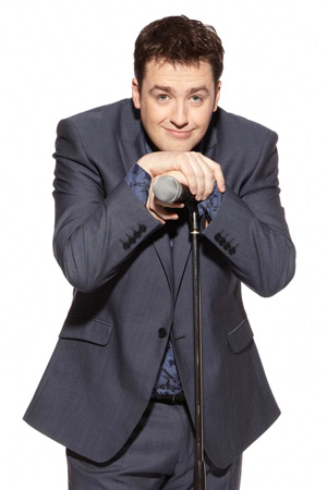 Show Me The Funny. Jason Manford. Copyright: Big Talk Productions.