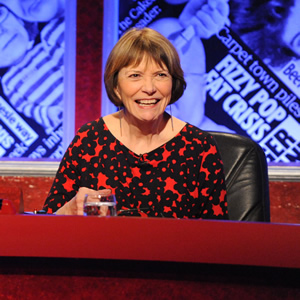 Have I Got News For You. Joan Bakewell. Copyright: BBC / Hat Trick Productions.