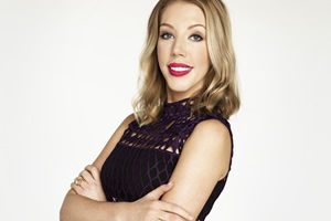 Bring The Noise. Katherine Ryan. Copyright: Twenty Six 03.
