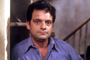 Lucky Feller. Bernard 'Shorty' Mepstead (David Jason). Copyright: London Weekend Television.