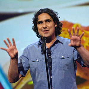 Mock The Week. Micky Flanagan. Image credit: Angst Productions.