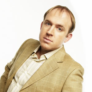 Not Going Out. Tim (Tim Vine). Copyright: Avalon Television / Arlo Productions.