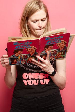 Pippa Evans Answers 10 Edinburgh Fringe Questions 2015
