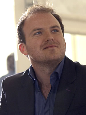 Plus One. Rob Black (Rory Kinnear). Copyright: Kudos Productions.