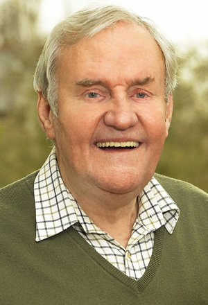 Richard Briers.