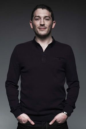 Stand Up For The Week. Jon Richardson. Image credit: Open Mike Productions.