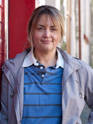 Stella. Stella (Ruth Jones). Copyright: Tidy Productions.