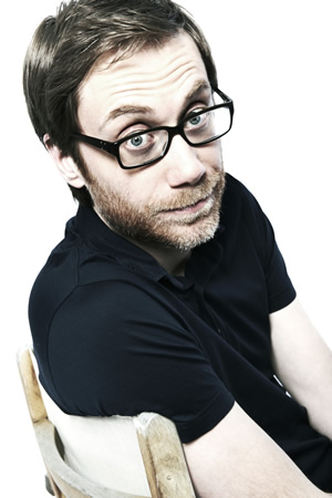 Life's Too Short. Stephen (Stephen Merchant). Image credit: British Broadcasting Corporation.