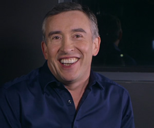 Steve Coogan's shows are being played out on Gold across August. In this interview he looks back at Alan Partridge, Tommy Saxondale, The Trip and more.